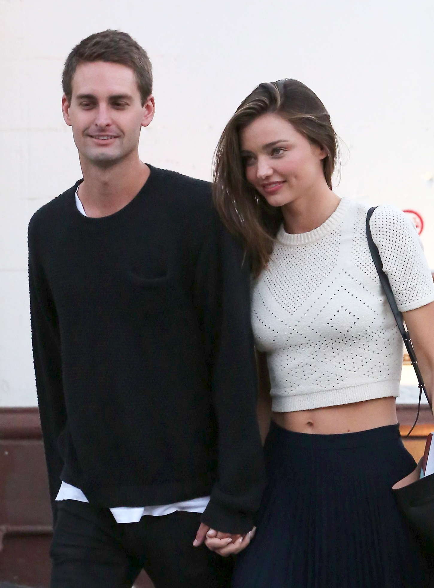 Spiegel 24 Miranda Kerr With Evan Spiegel Out In Malibu 24 Gotceleb