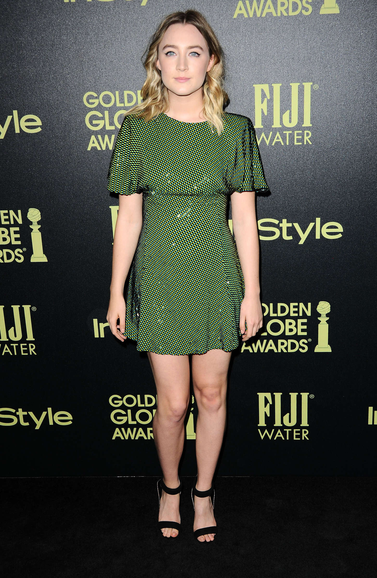 Fashion For Home Bett Saoirse Ronan – Hfpa And Instyle Celebrate The 2016 Golden