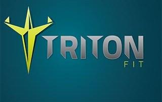 TritonFit™ Logo