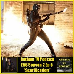 Gotham S02E05 Scarification Podcast