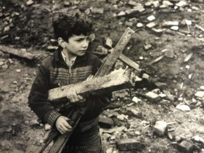 Boy w Firewood
