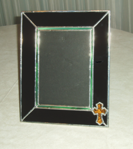 Stained Glass Picture Frames and Mirrors GoToGreatPanes/frames