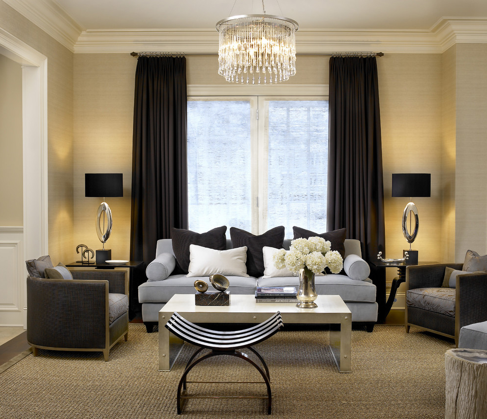 Contemporary living room lamps for perfect lighting 766 house