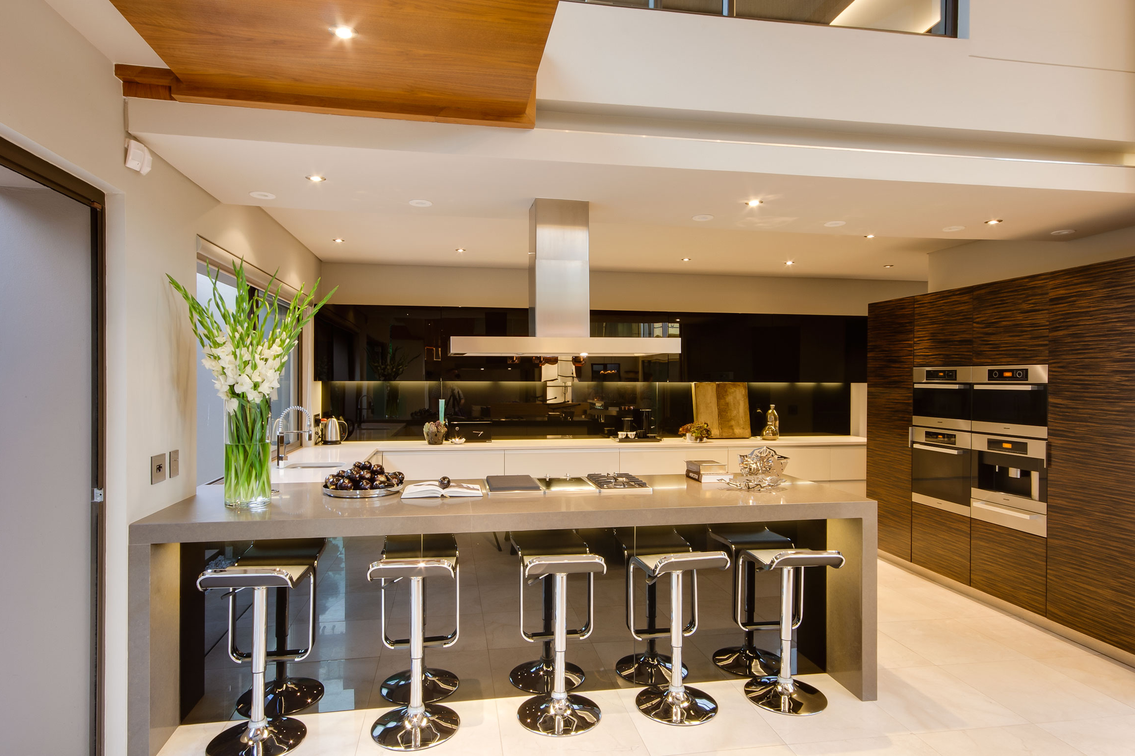 Modern Restaurant Kitchen Design Contemporary Kitchen Bar Design 947 Kitchen Ideas