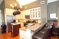 Open Kitchen Bar Design #8758 | House Decoration Ideas