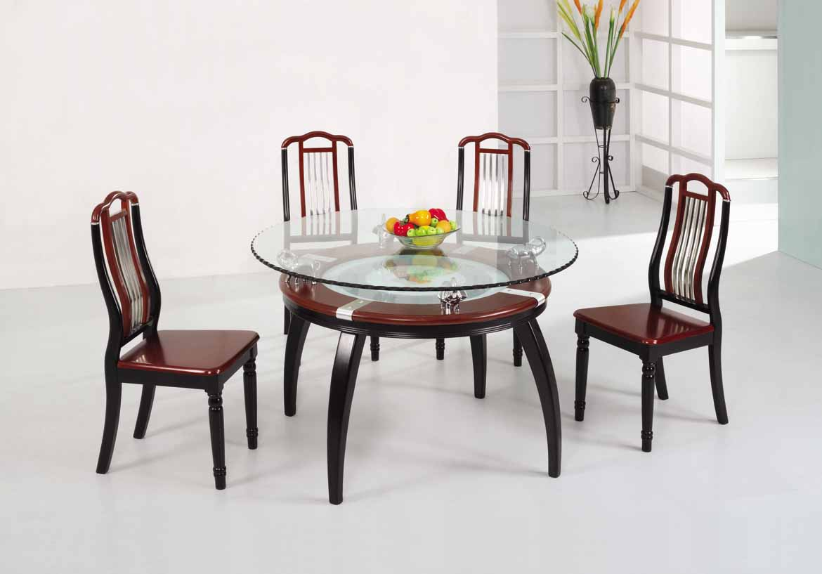 Dining Table For 20 Wooden Dining Table Designs With Glass Top 13554
