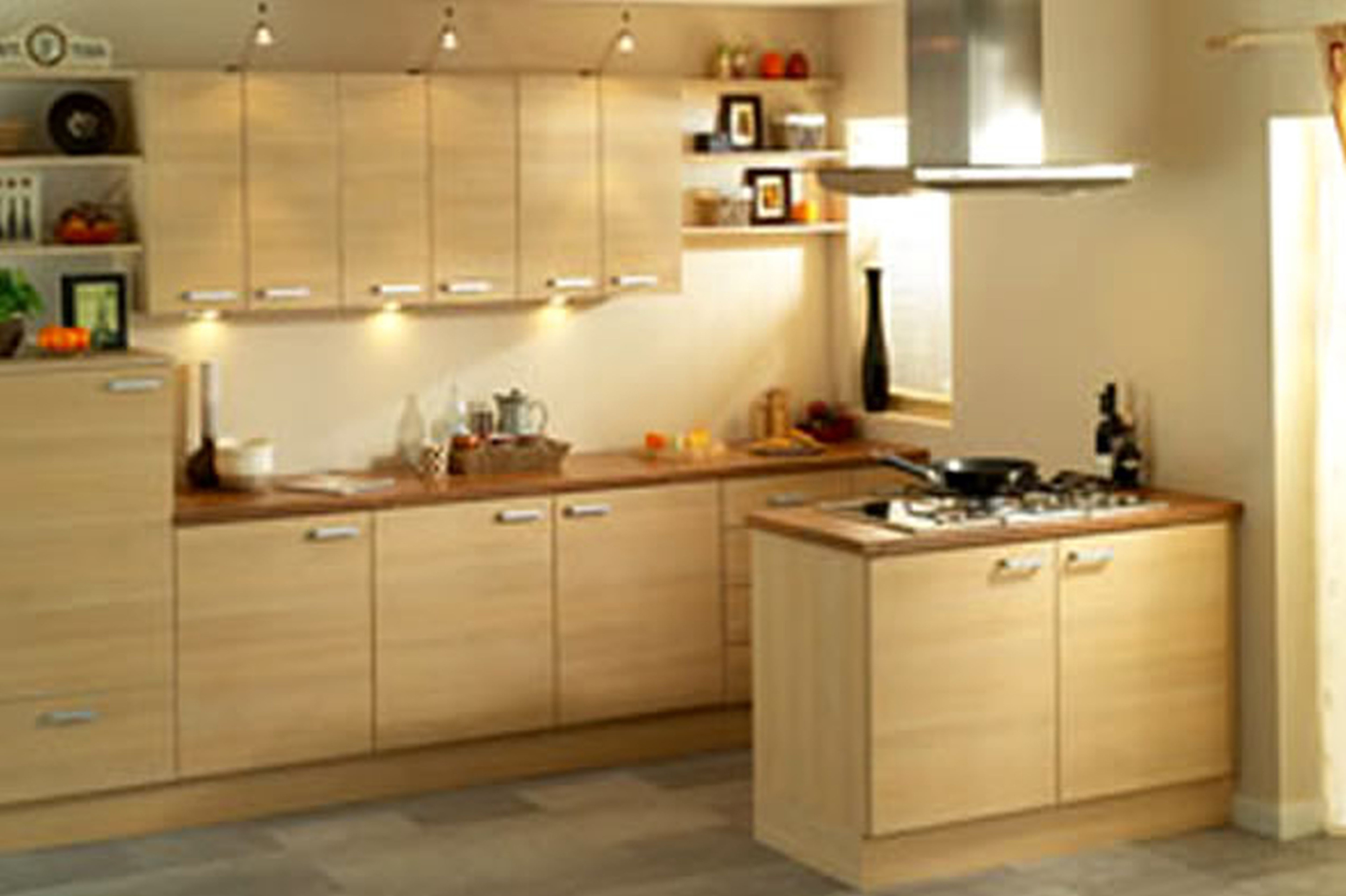 Cream Kitchen Design Beautiful Decoration To Create Romantic Nuance In Your