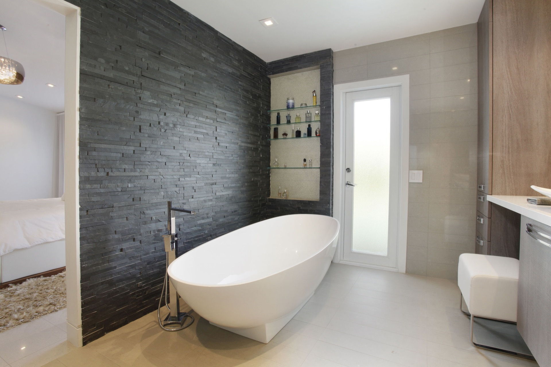 Black Accent Walls Black Accent Wall Bathroom Ideas Home Design