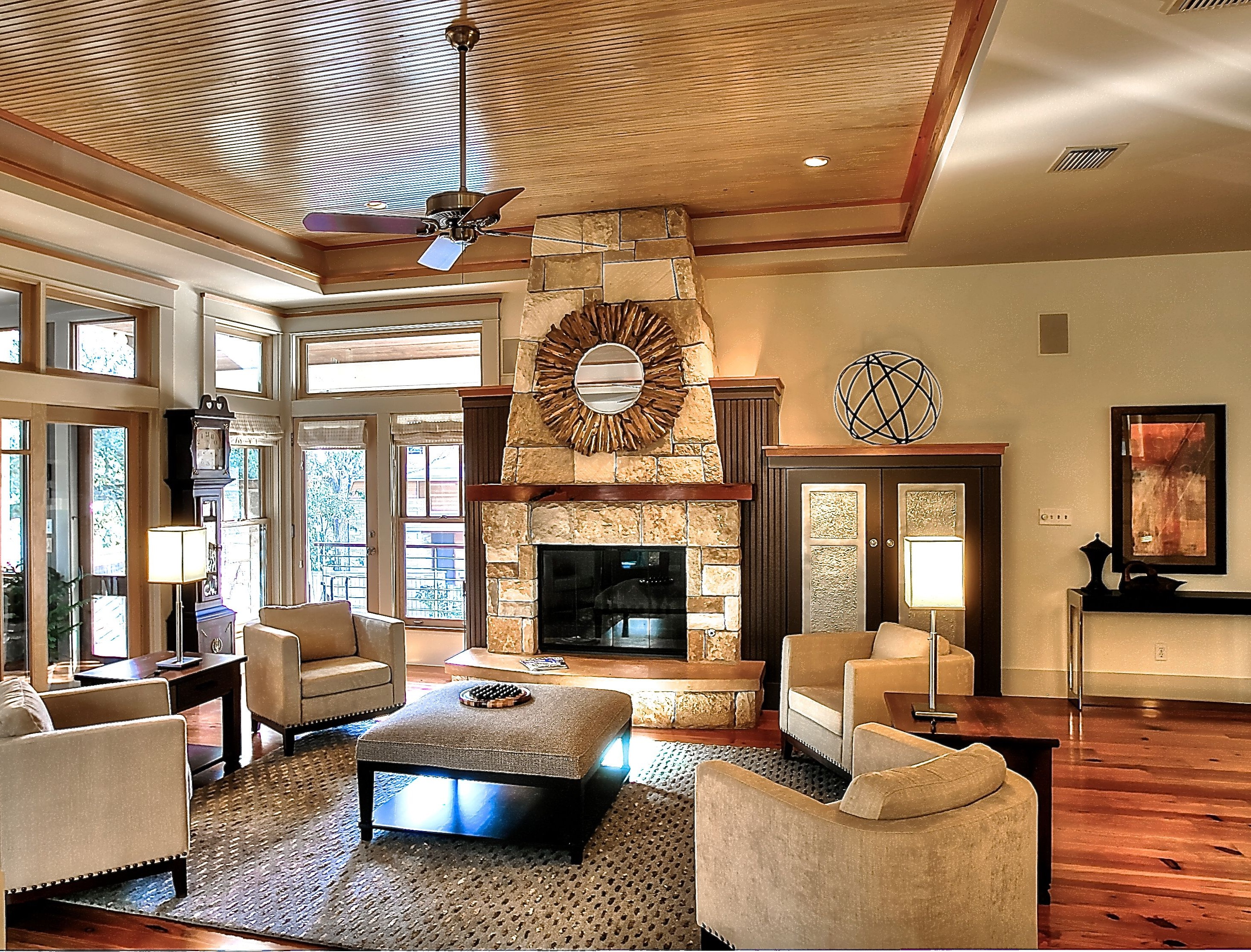 Rustic Interior Design Ideas Living Room Rustic Living Room Interior Lighting Ideas Modern Home