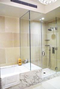 Bathroom Shower And Tub Combination Ideas #15030