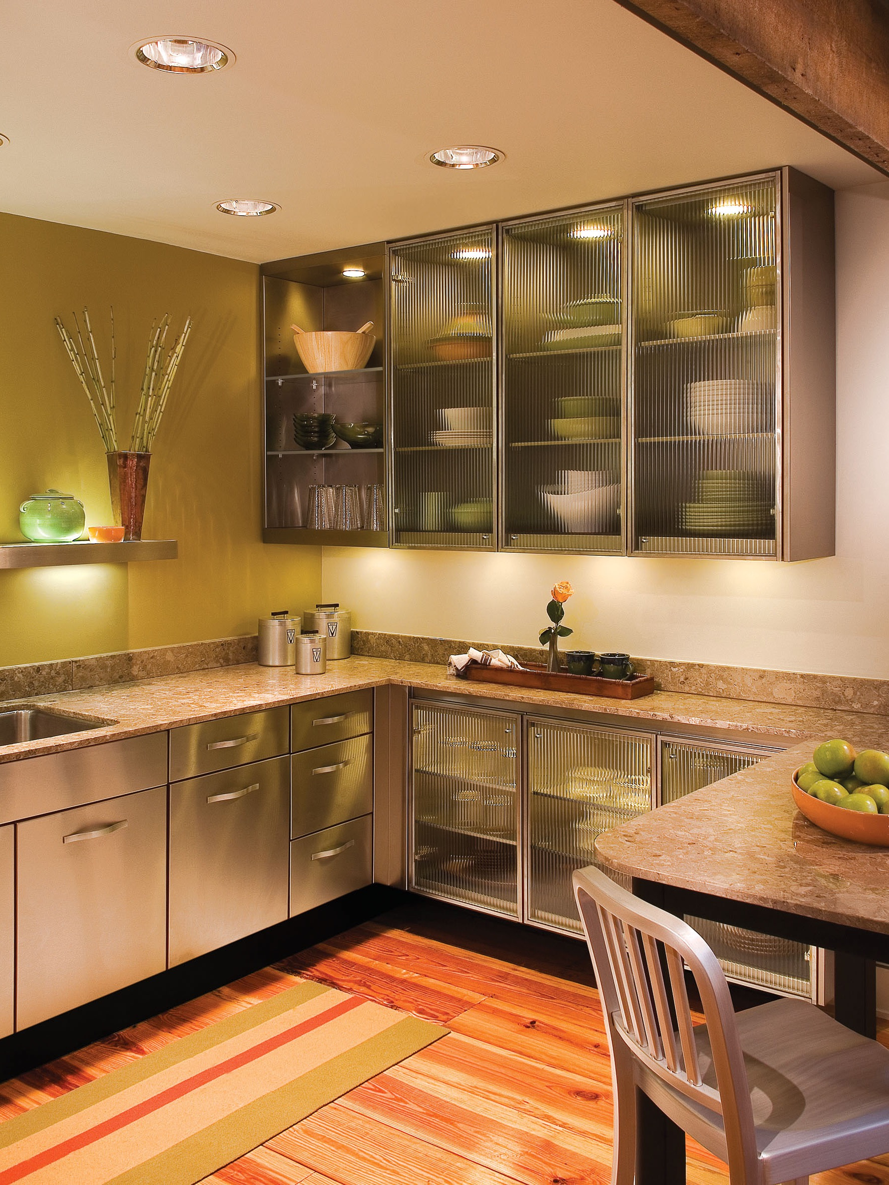 Contemporary Kitchen Cabinet Colors Kitchen Cabinets Colors Ideas For Best Appearance 17440