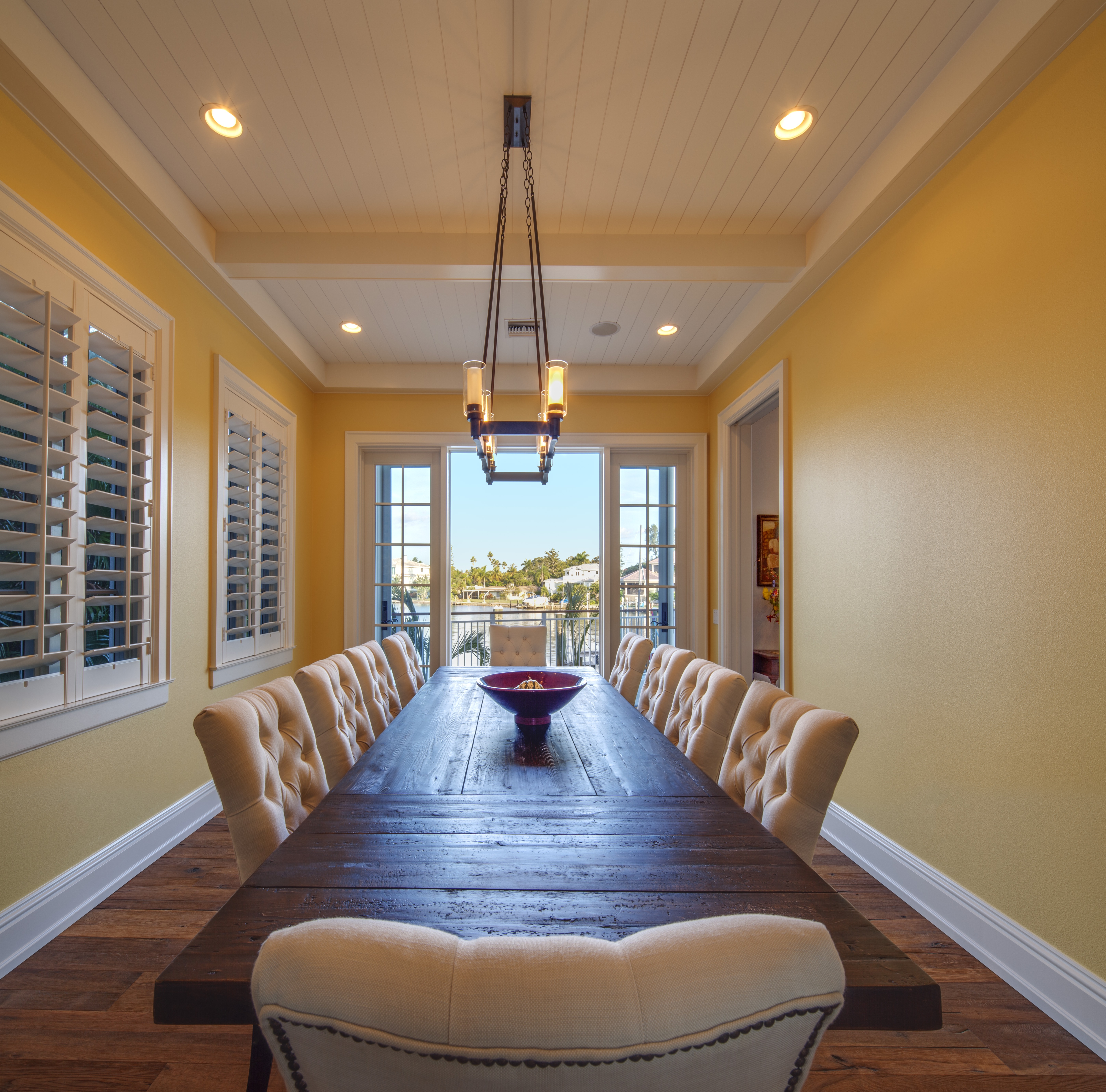 Yellow Dining Room Walls 30 Tropical House Design And Decor Ideas 17928 Exterior