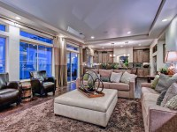 32 Glamorous And Luxurious Living Room Interior #17960 ...