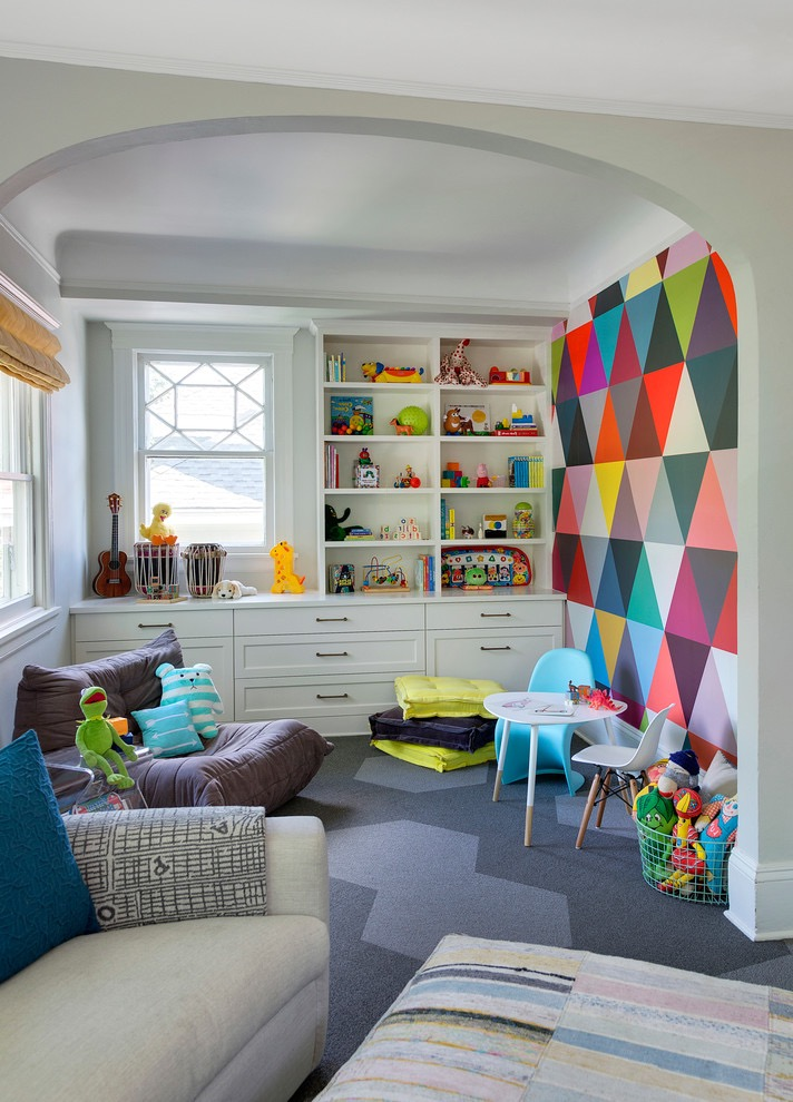 30 Kids Playroom Interior Decor Ideas #18047