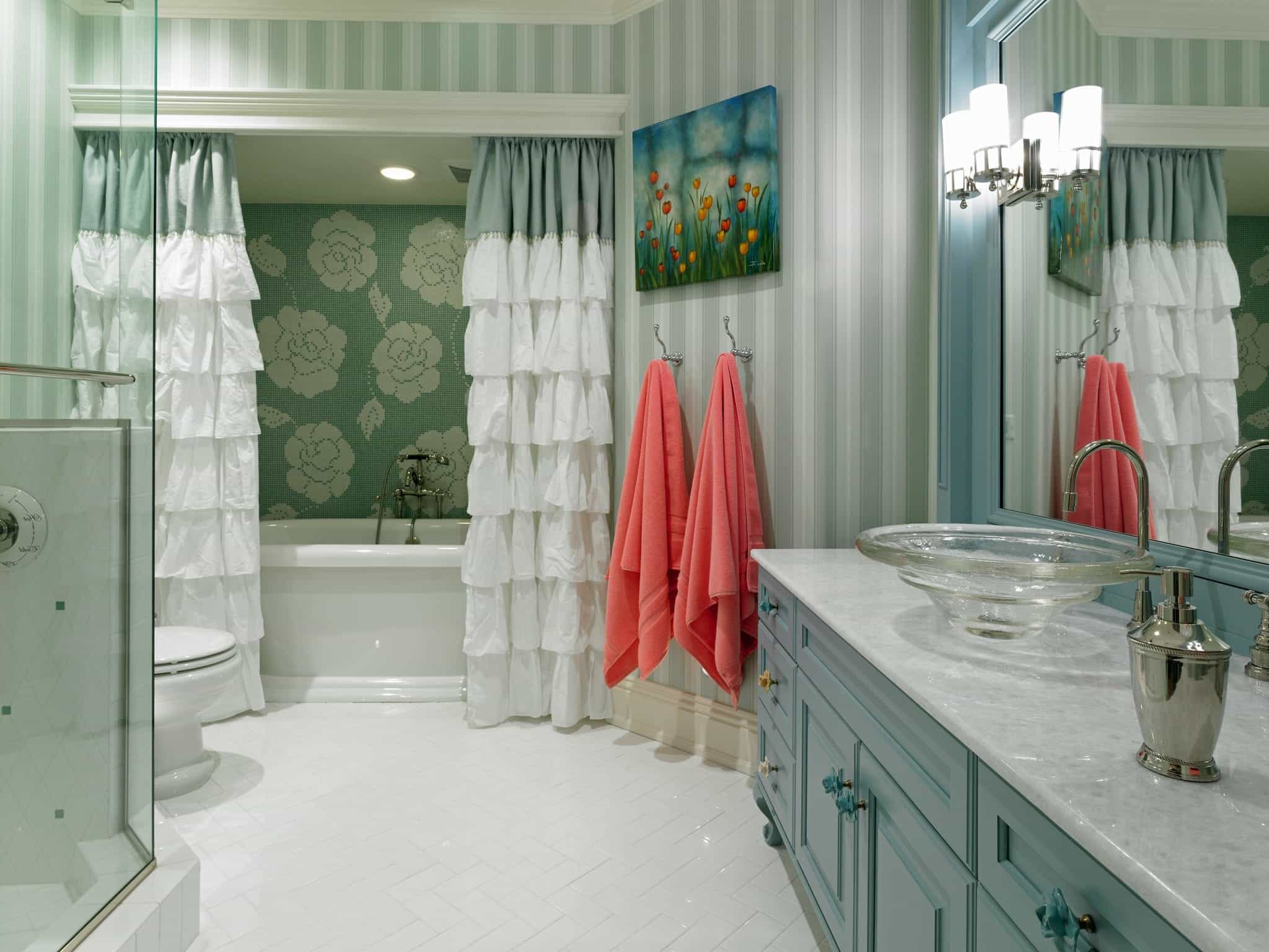 Children Bathroom Design Luxury Kids Bathroom Decorating Ideas 48934 House