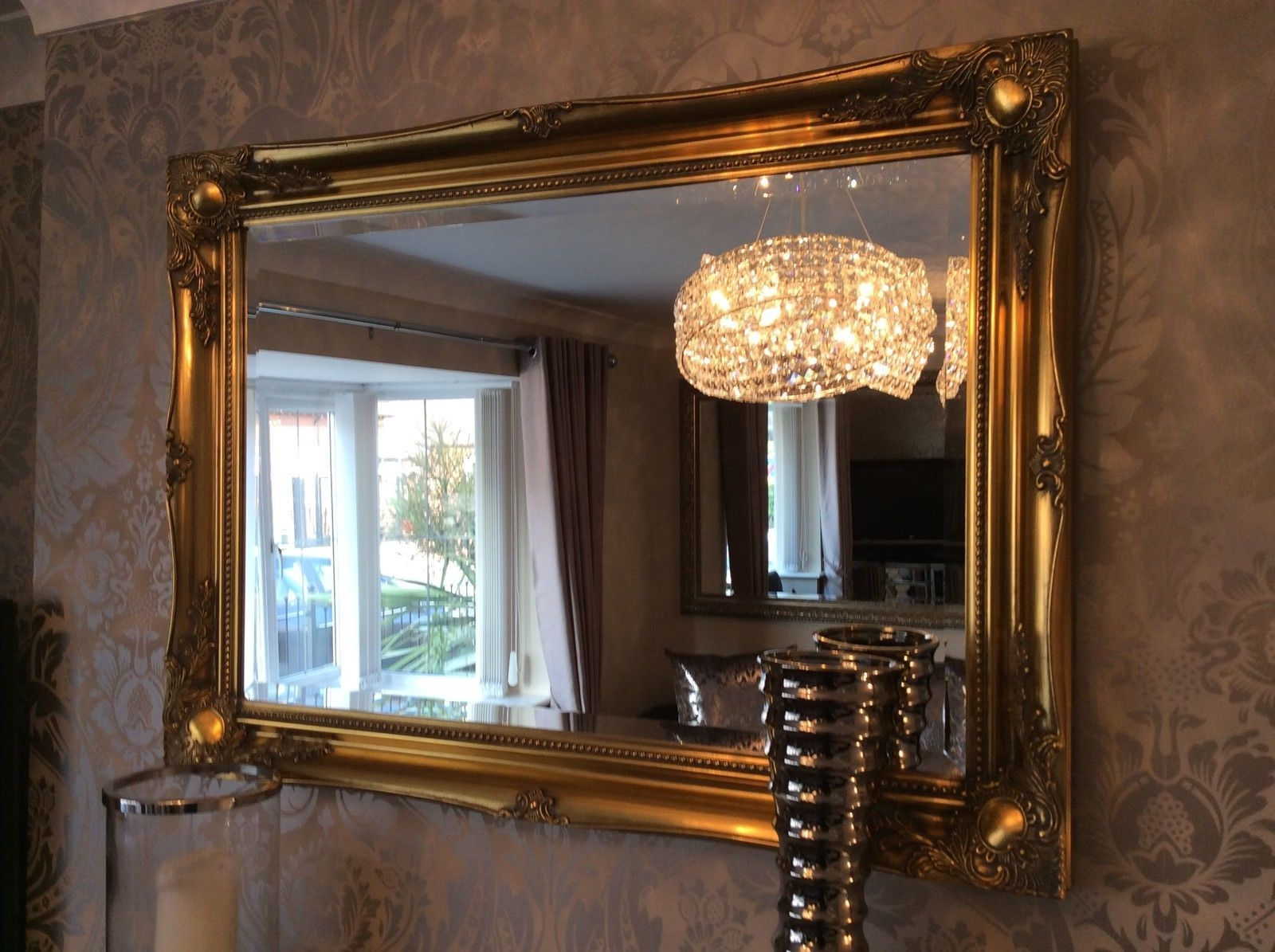 Large Mirror 15 Best Ideas Antique Wall Mirrors Large Mirror Ideas
