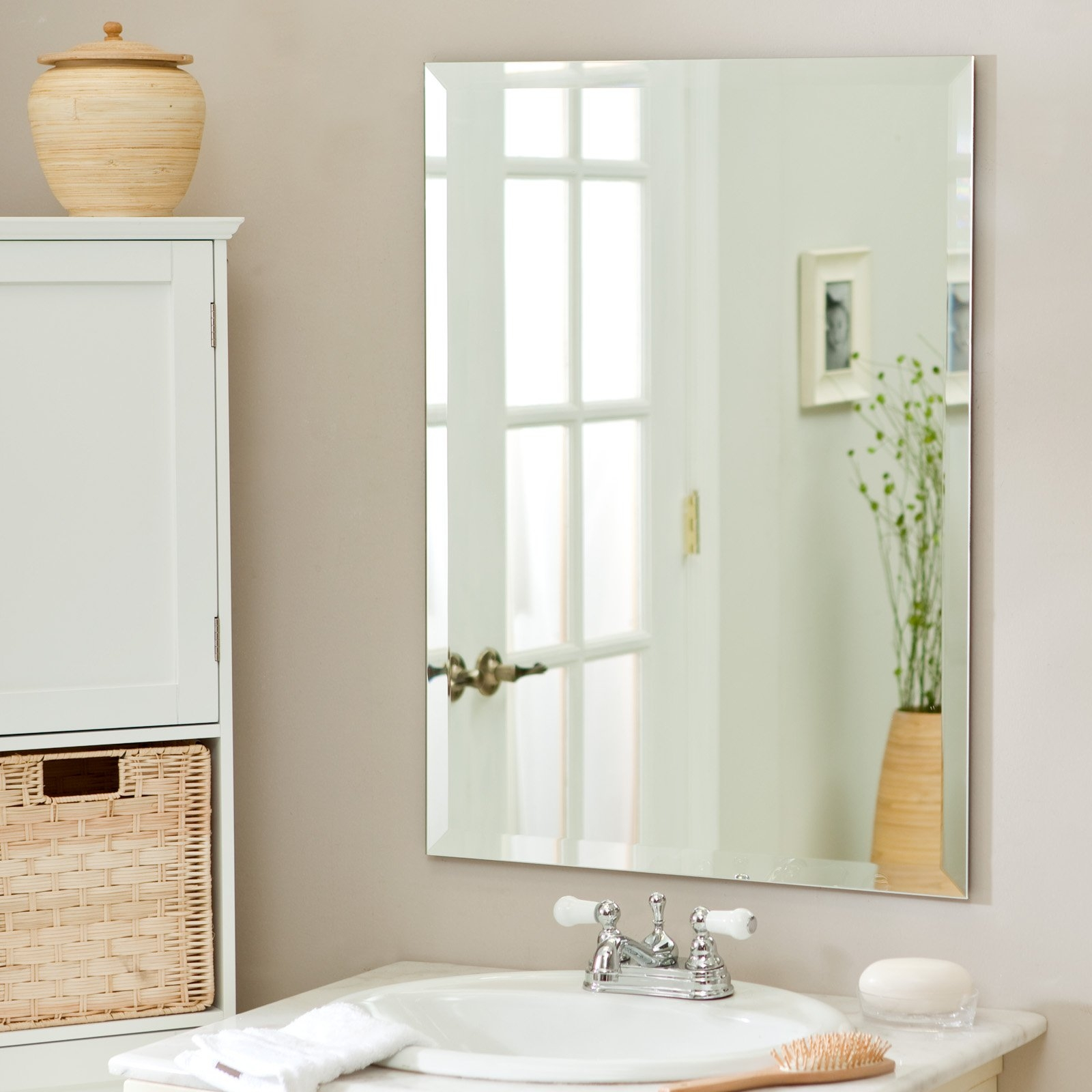 Inexpensive Bathroom Mirrors 15 Best Collection Of Cheap Mirrors Mirror Ideas