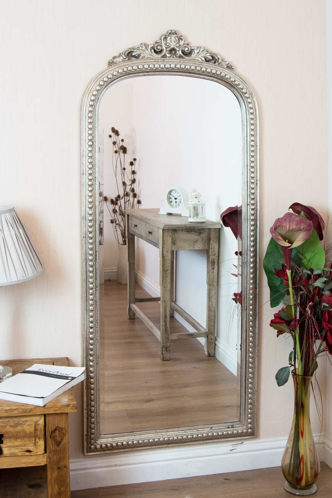 Decorative Mirror Rectangle 15 Collection Of Antique Style Mirrors Wall Mirror Ideas
