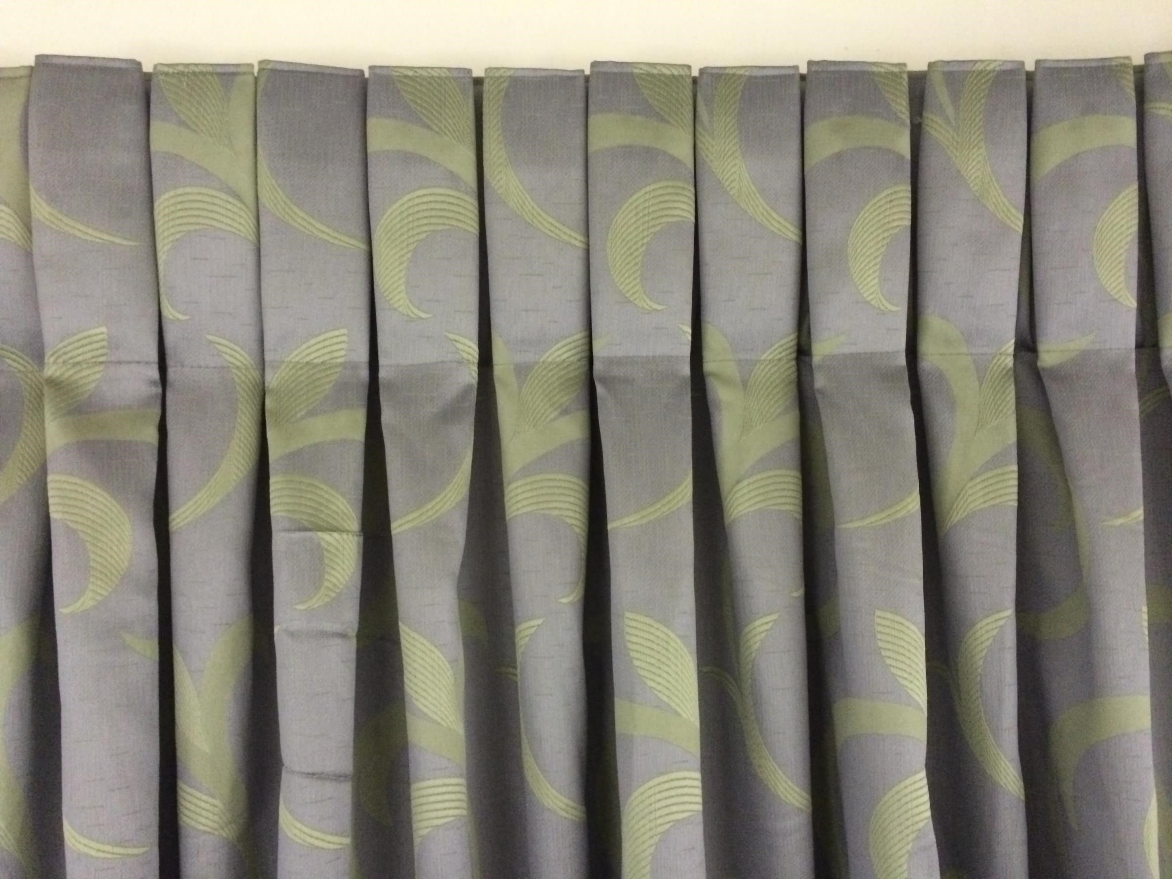 Ideas Para Hacer Cortinas 15 Best Collection Of Curtains Pleated Style | Curtain Ideas