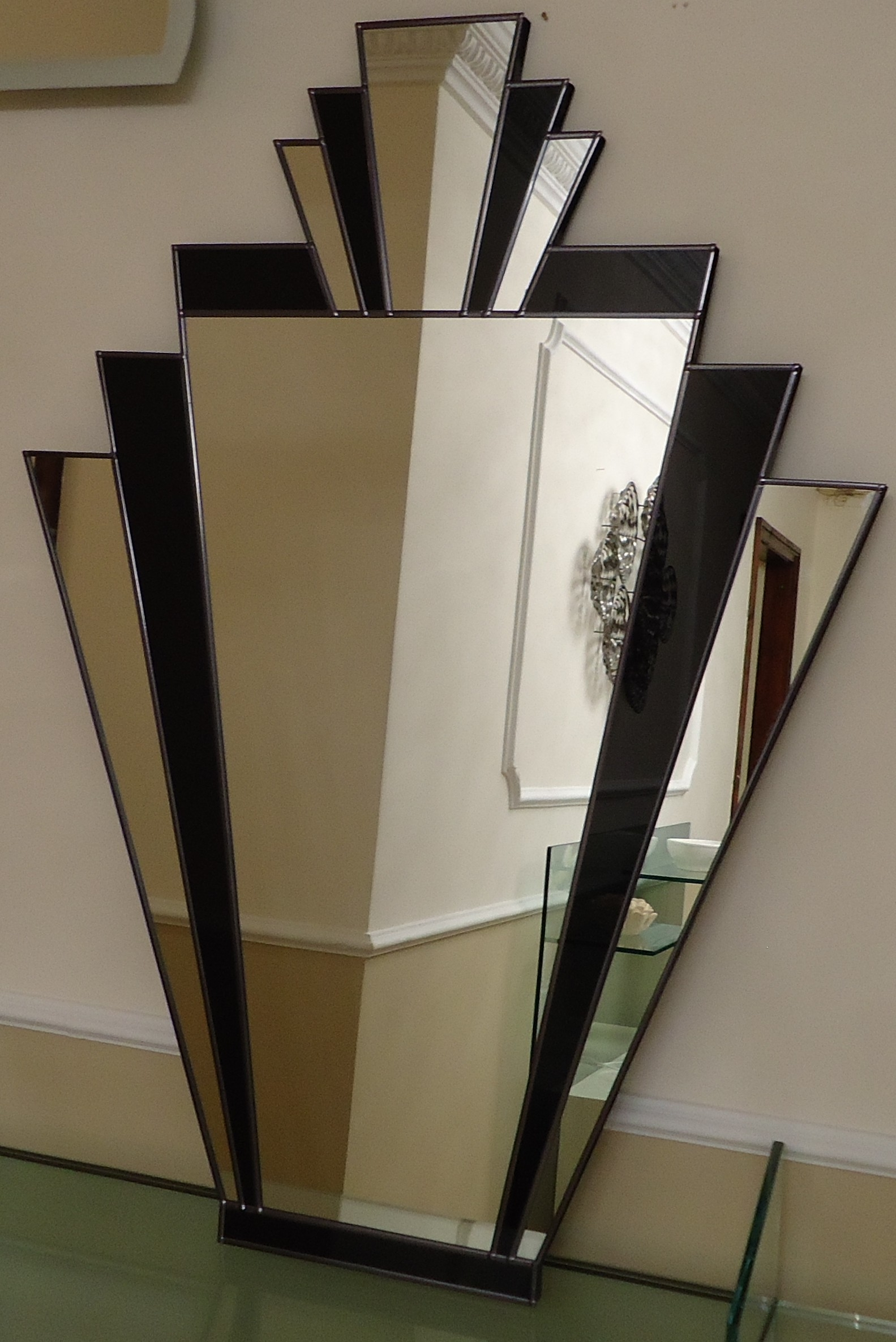 Art Deco Stile 15 Inspirations Antique Art Deco Mirrors For Sale Mirror