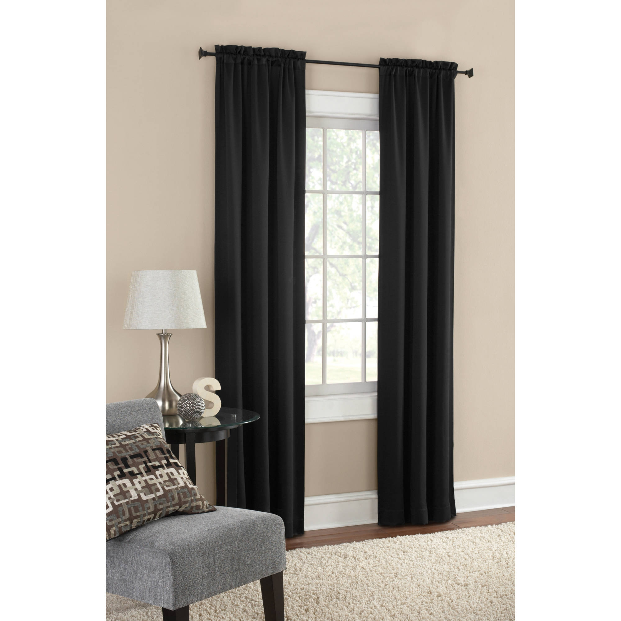 Walmart Thermal Curtains 15 Photos Thermal Lined Blackout Curtains Curtain Ideas