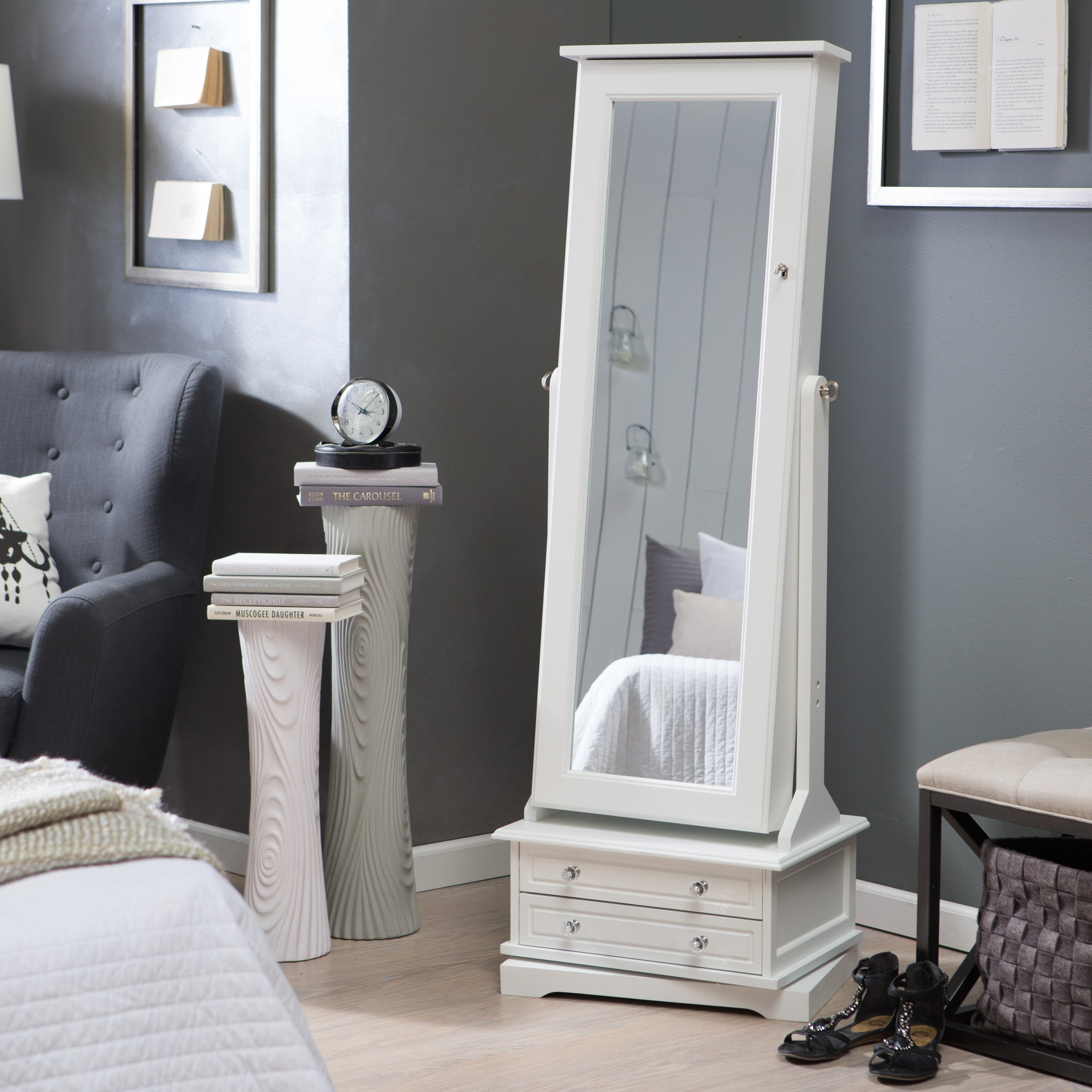 Full Length Mirror Ideas 15 Collection Of Free Standing Long Mirror Mirror Ideas