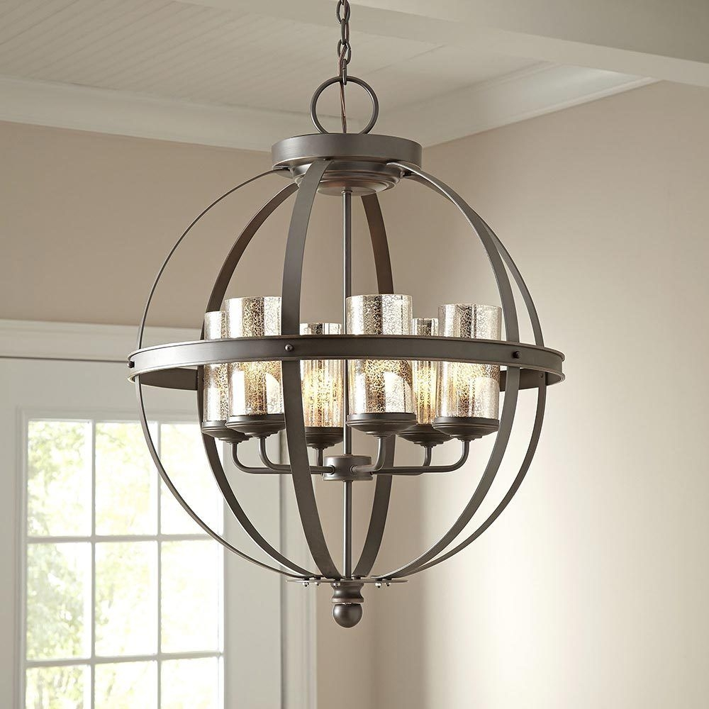 Wayfair Orb Lighting 15 Photos Chandelier Globe | Chandelier Ideas