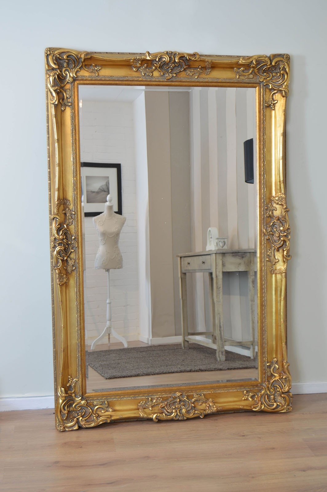 Large Mirror 15 Best Ideas Large Antique Wall Mirrors Mirror Ideas