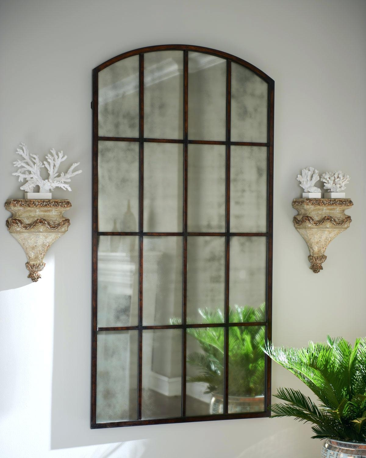 15 Best Collection of Large Arched Mirror