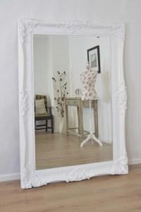 15 Photos Shabby Chic Free Standing Mirror | Mirror Ideas