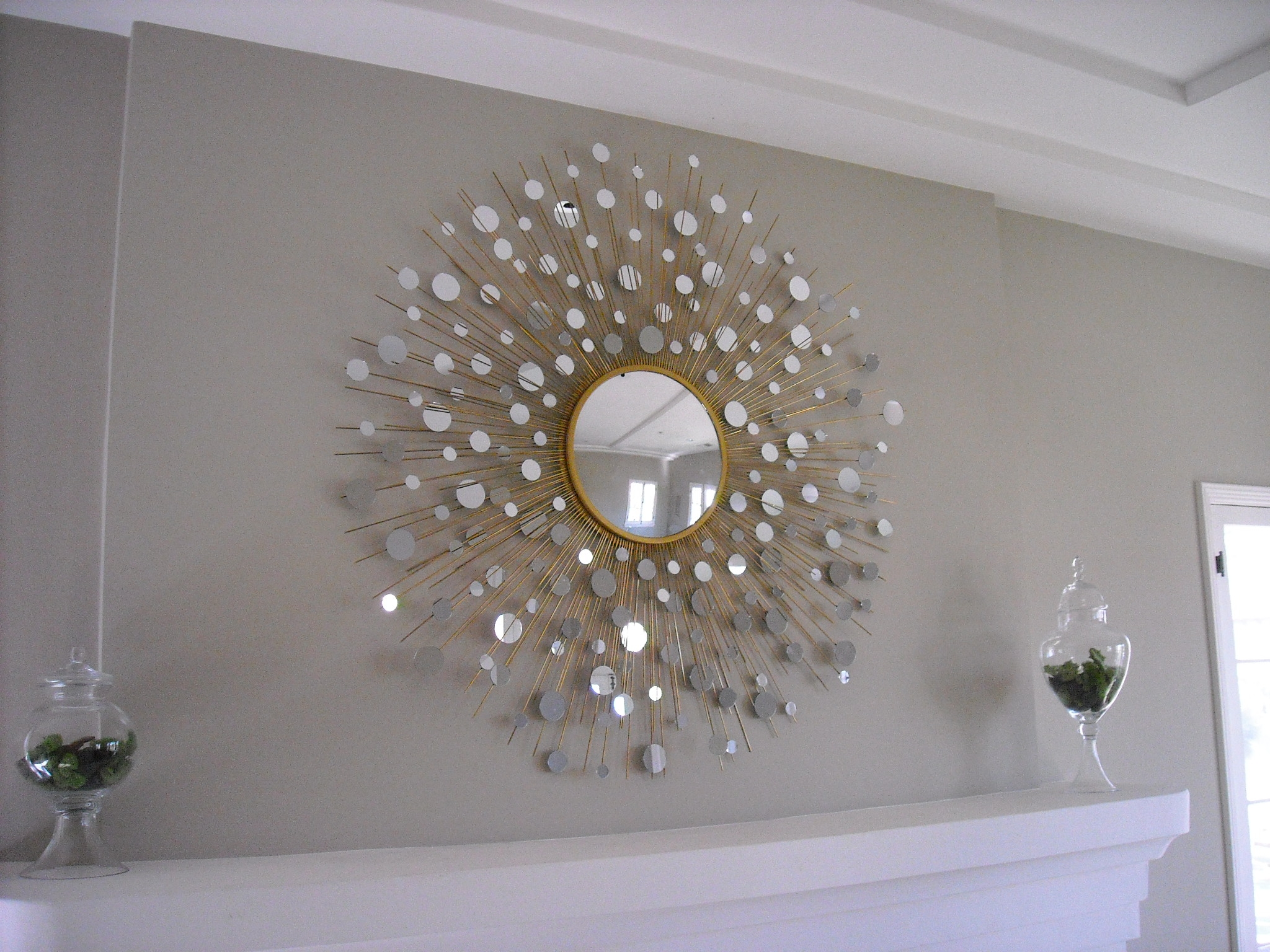 Pictures Wall Decor Ideas 15 Best Collection Of Extra Large Sunburst Mirror Mirror