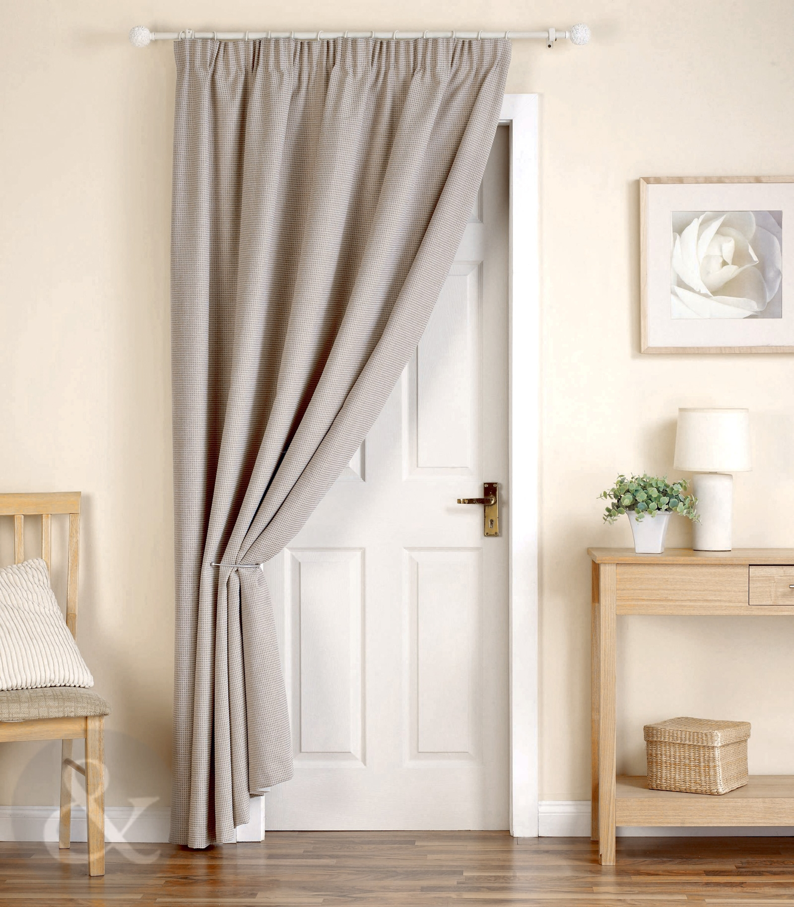 Heavy Thermal Curtains Curtain White Thick Curtains 6 Of 15 Photos