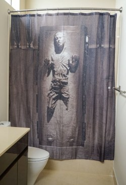 Inspiring Odd Showercurtains Collection Star Wars Shower Curtains