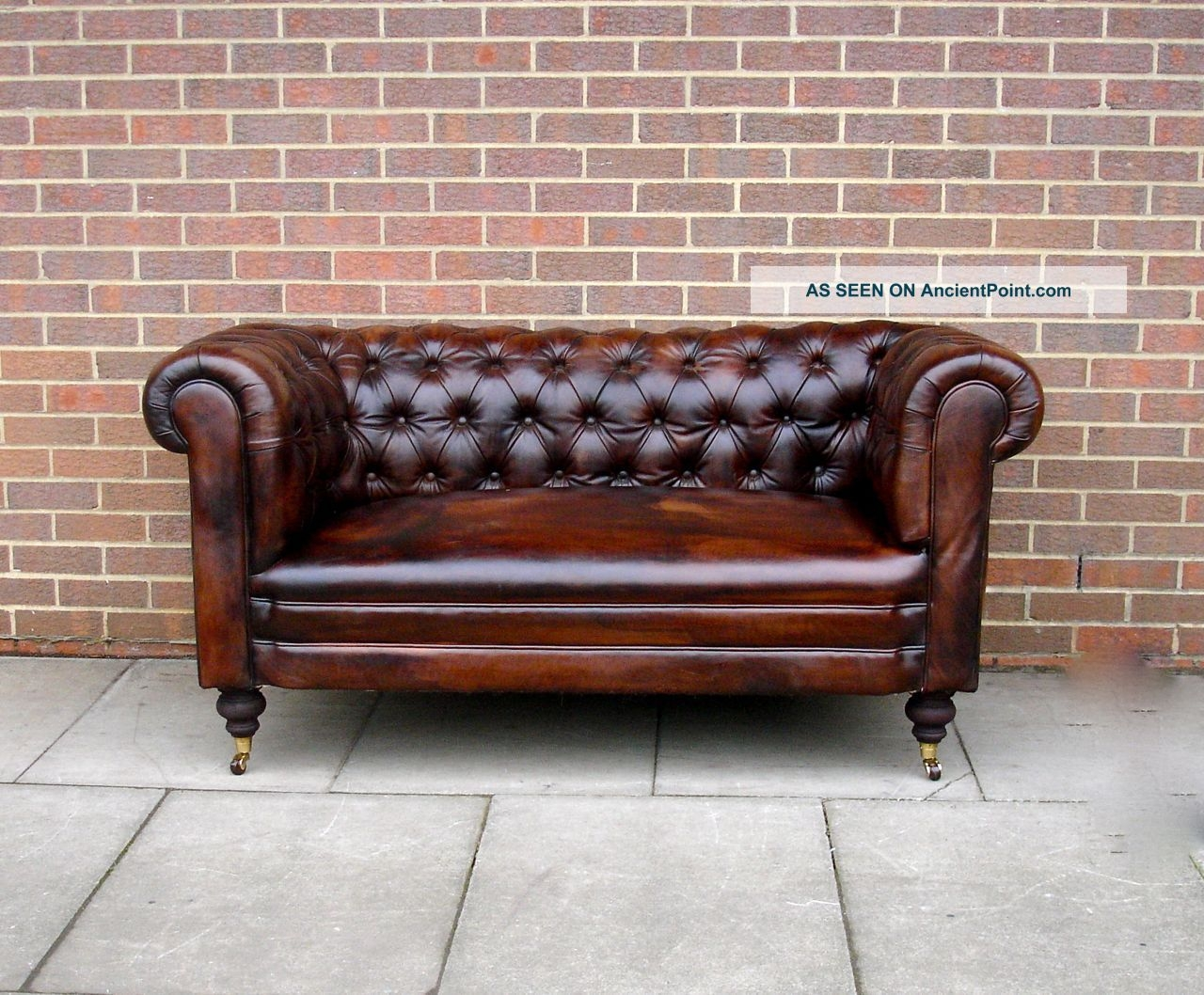 Chesterfield Vintage Sofa 15 Collection Of Vintage Chesterfield Sofas Sofa Ideas