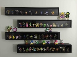 Small Of Display Shelves Ideas