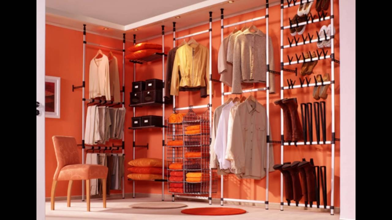 Clothes Storage Systems 25+ Wardrobe Hangers Storages | Wardrobe Ideas