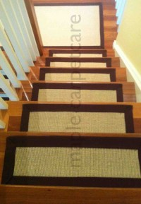 15 Best Contemporary Stair Treads | Stair Tread Rugs Ideas