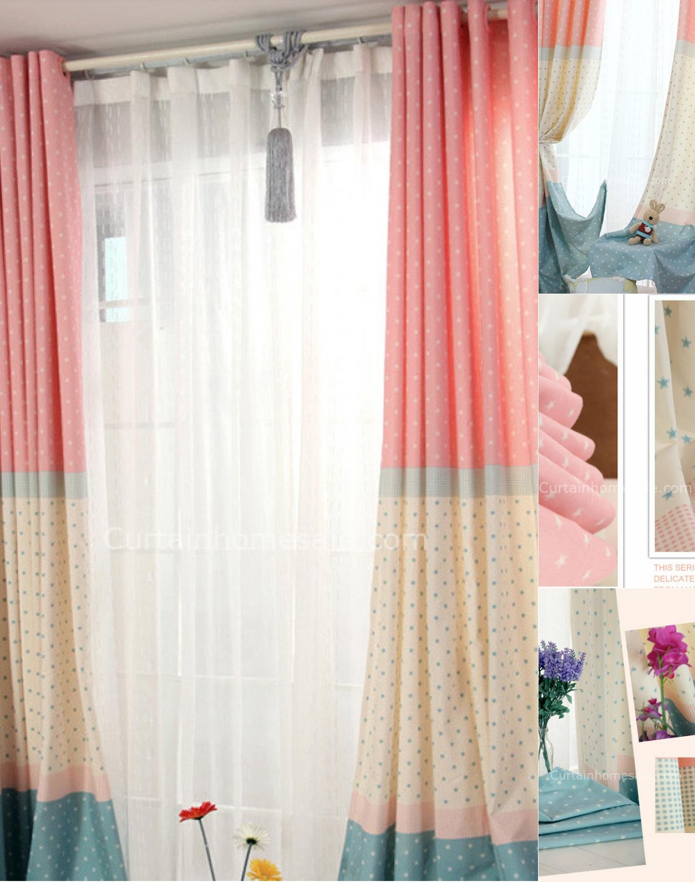 Girls Curtains 25 Collection Of Bedroom Curtains For Girls Curtain Ideas