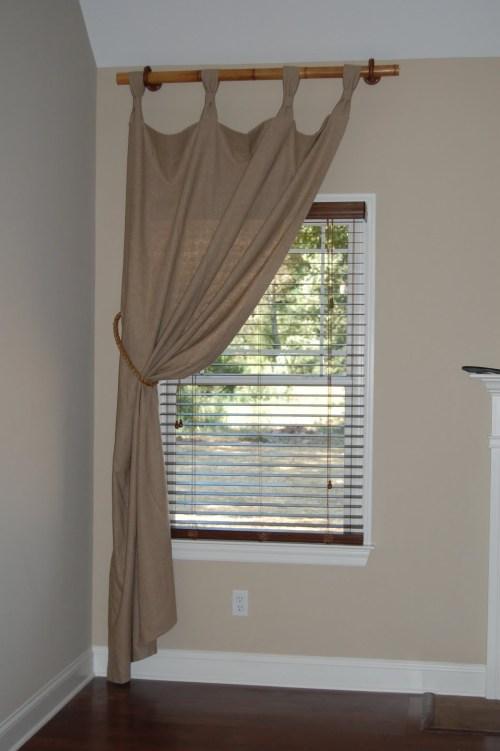 Medium Of Short Curtain Rods
