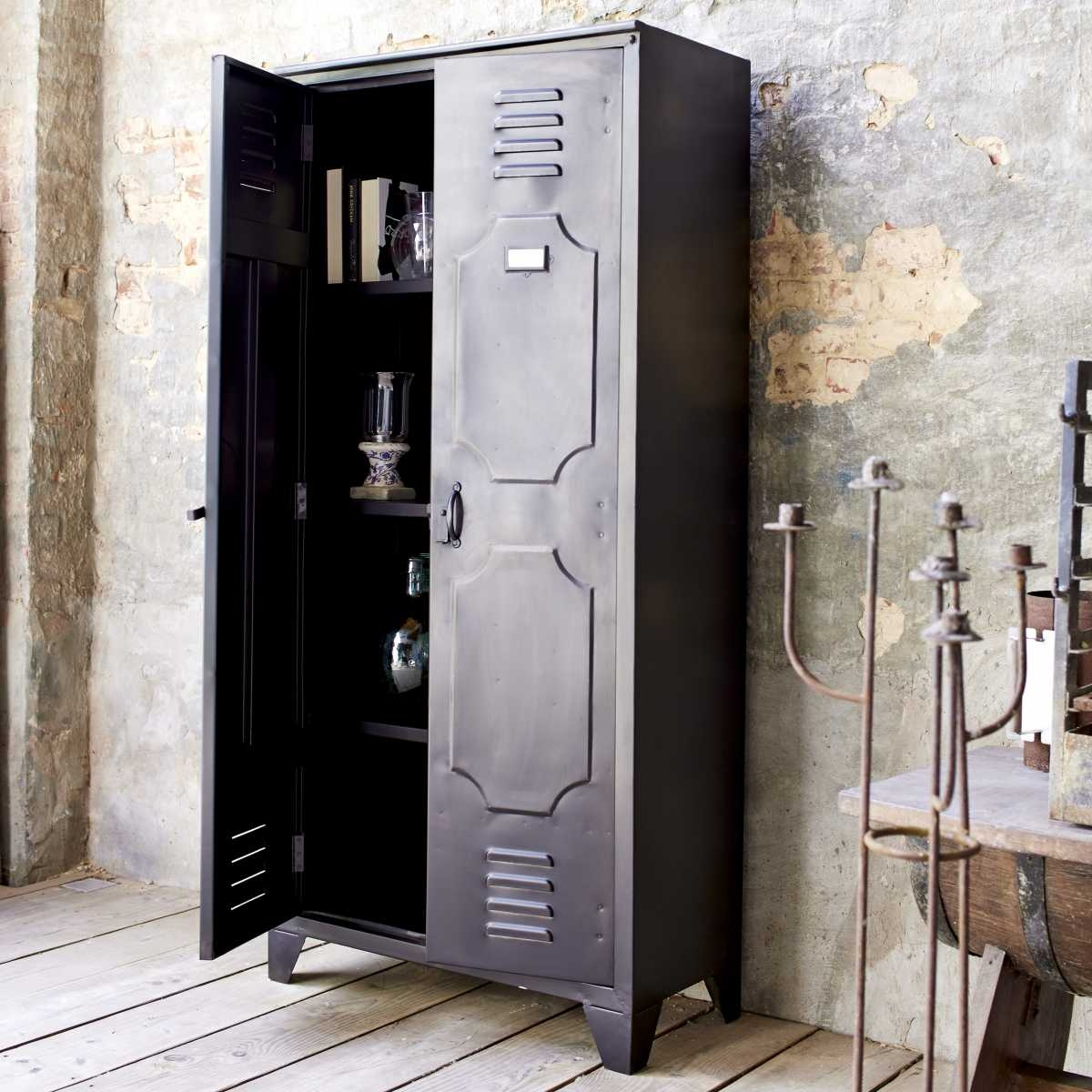 Industrial Wardrobes 25 Best Ideas Metal Wardrobes Wardrobe Ideas