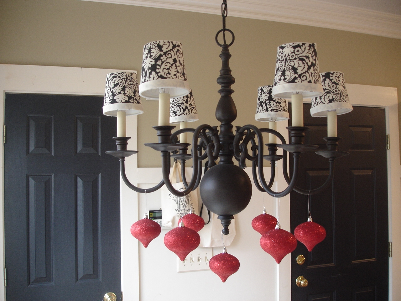 Costco Chandelier Canada 25 Ideas Of Black Chandeliers With Shades Chandelier Ideas