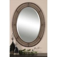 20+ Oval Shaped Wall Mirrors | Mirror Ideas