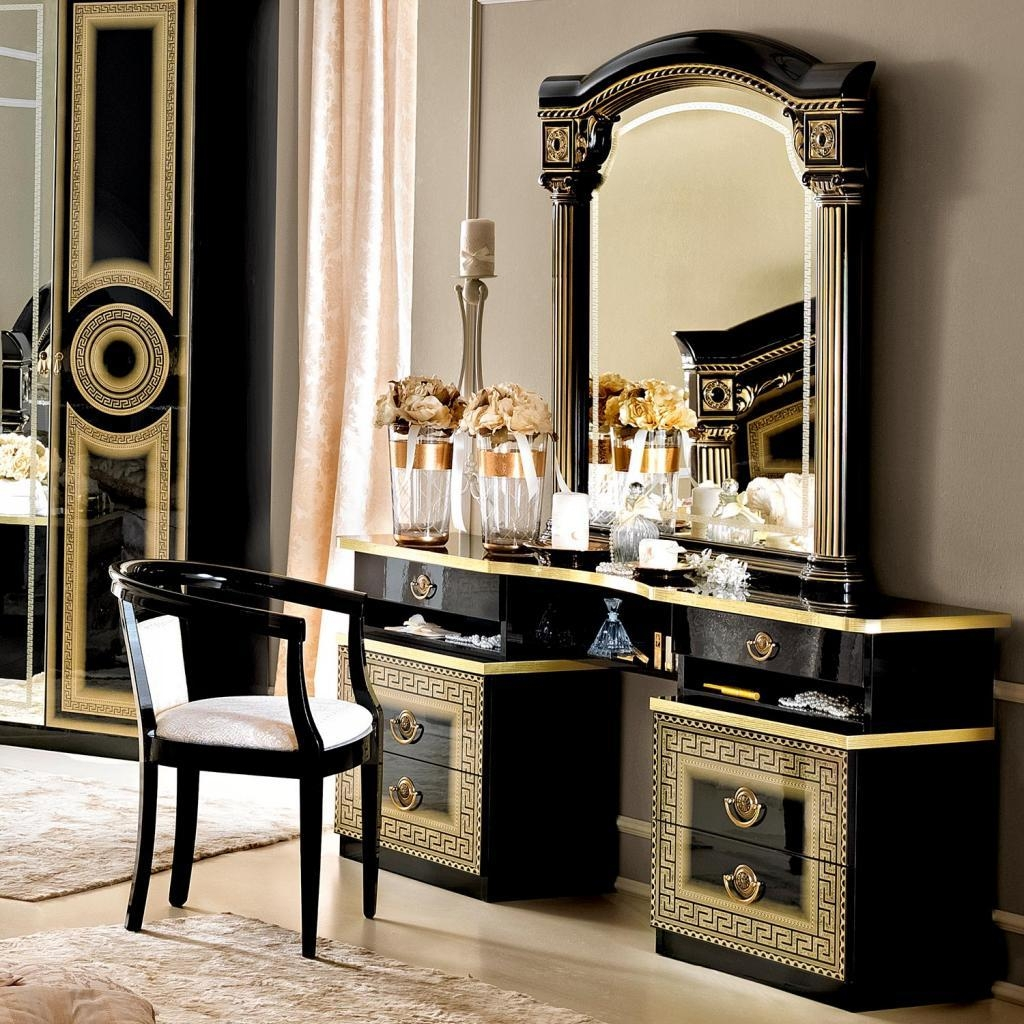 Small Gold Mirror Set Top 20 Gold Dressing Table Mirror Mirror Ideas