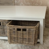 Top 40 Coffee Table With Wicker Basket Storage | Coffee ...