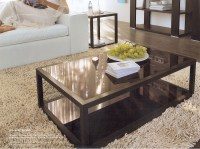 50 Best Dark Wood Coffee Tables With Glass Top | Coffee ...