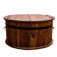 Coffee Table: Round Coffee Tables With Drawers (#8 of 50 ...