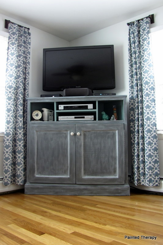 Lowboard Tv Diy 50 Collection Of Triangular Tv Stands | Tv Stand Ideas