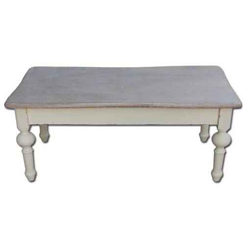50 Photos French White Coffee Tables