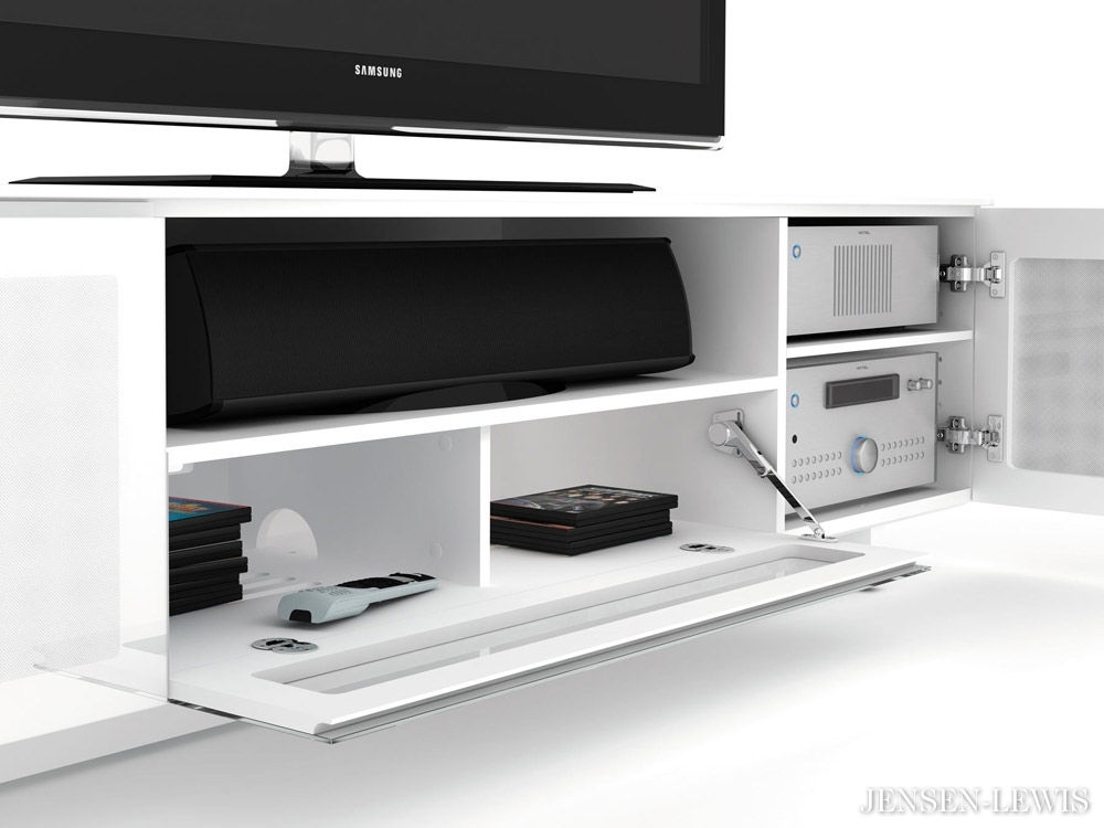 50 White Gloss Oval Tv Stands Tv Stand Ideas