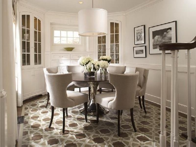 20 Best Collection of 6 Person Round Dining Tables